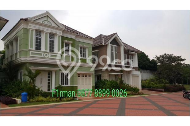 Rumah mewah Menteng Village di Gading Serpong 7284955