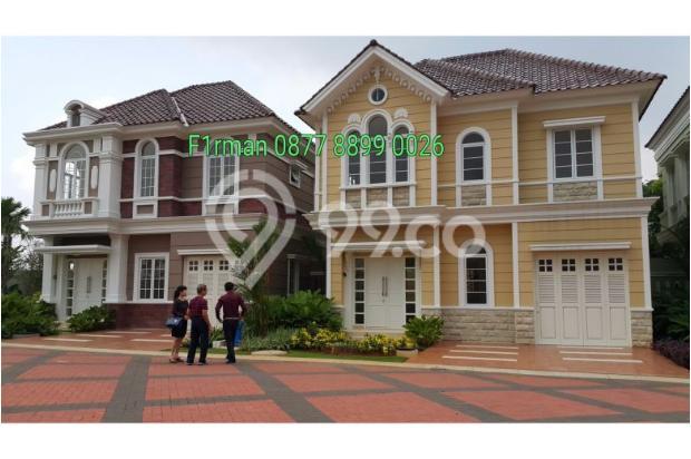 Rumah mewah Menteng Village di Gading Serpong 7284959