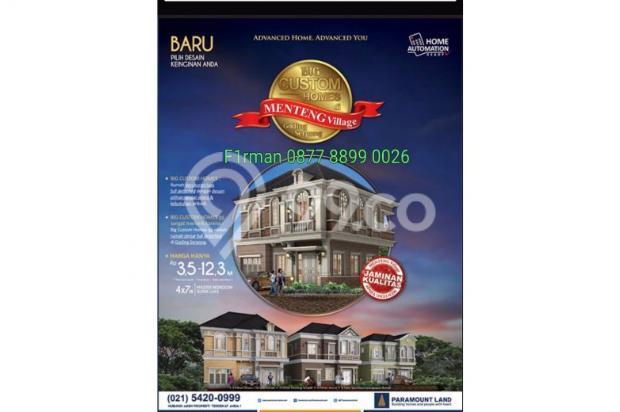 Rumah mewah Menteng Village di Gading Serpong 7284970