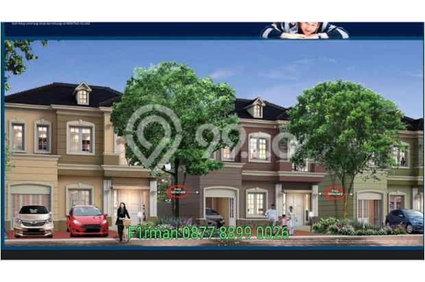 Rumah mewah Menteng Village di Gading Serpong 7284980