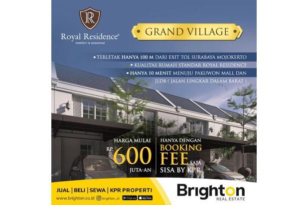 Rp579jt Rumah Dijual