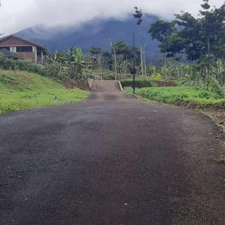 Tanah Murah SHM View Bagus di Puncak Bogor