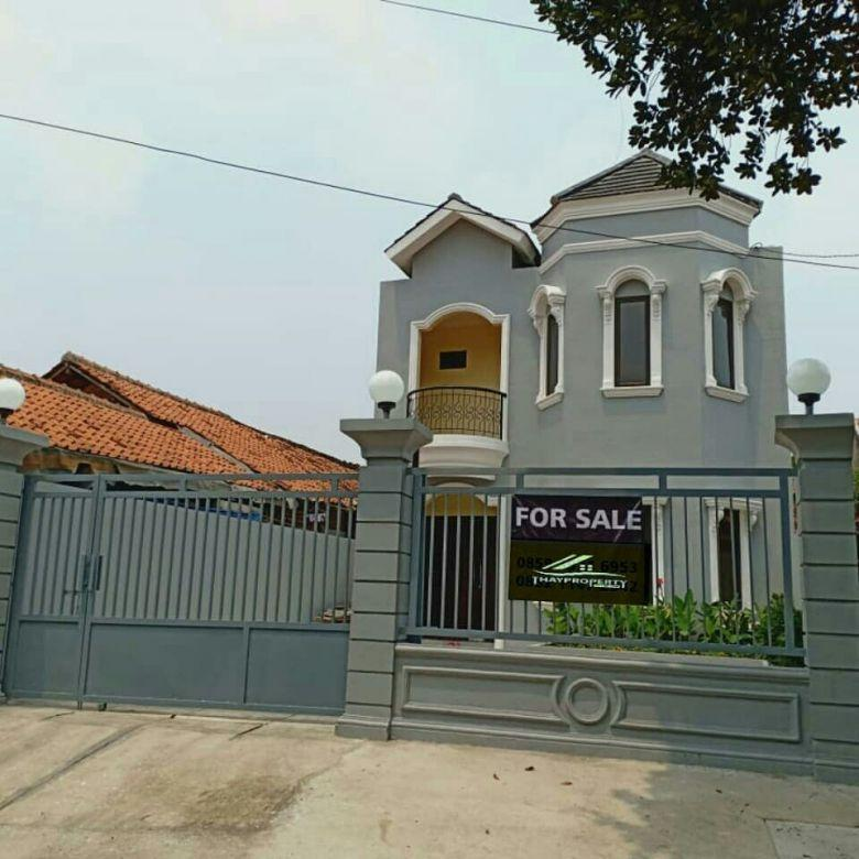 Di Jual Rumah Unik Di Pondok Pinang Jakarta Selatan
