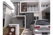 Rumah 2 Lantai di Kota Wisata Cibubur (baru 2 tahun serah terima)