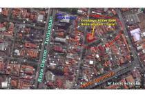 DIjual Office Building Sriwijaya Bangunan Baru Super Strategis di Surabaya