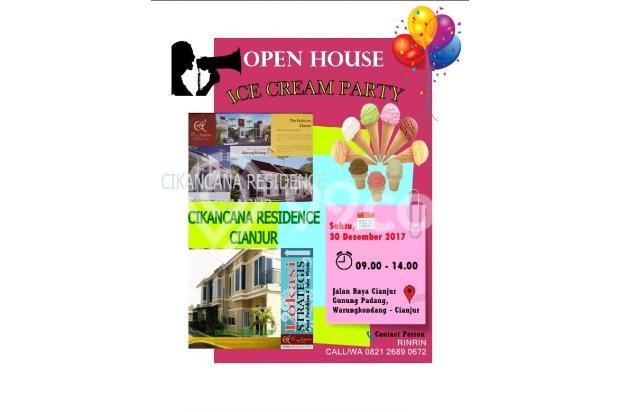 Dijual Perumahan Baru Murah di Cianjur Lokasi Strategis Sudah SHM 15145014