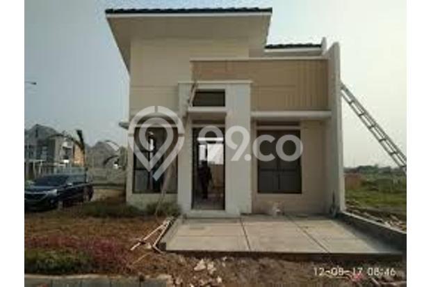 rumah cluster karawang barat, cicilan hanya 120 ribu perhari 16010140