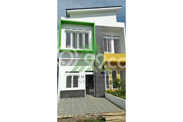 TOWNHOUSE TERMEWAH di Depok Timur Fasilitas Smarthome, BONUS AC+KITCHEN SET 18274198