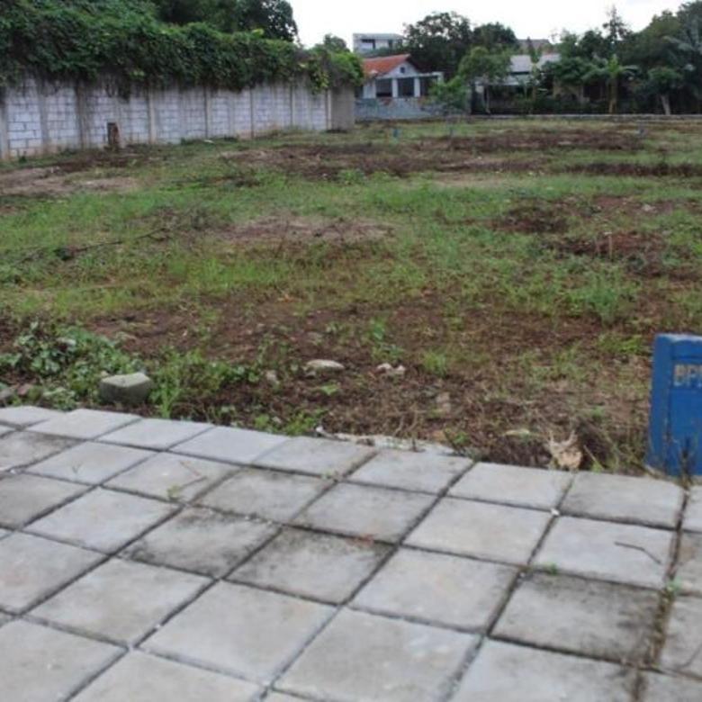 Tanah Luas 152 M2 Siap Bangun 4 Jutaan/M2 Dekat Setu Pamulang