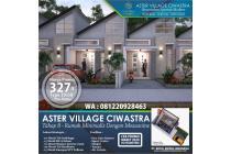 Perumahan Syariah Baru Bonafid Aster Village Ciwastra