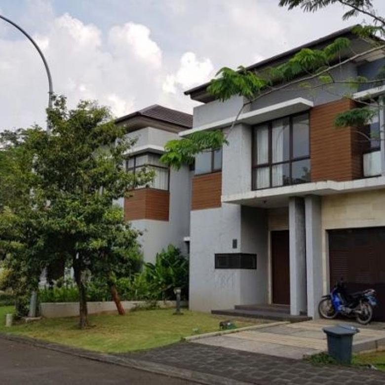 Dijual cepat rumah di cluster Ritzone the Icon, BSD City..