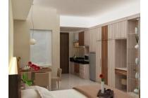 Sewa apartemen studio full furnished green pramuka city jakarta pusat