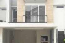 Rumah di Serenia Hills, Brand New Home, 2 Kamar Tidur, Unfurnished, LT 105