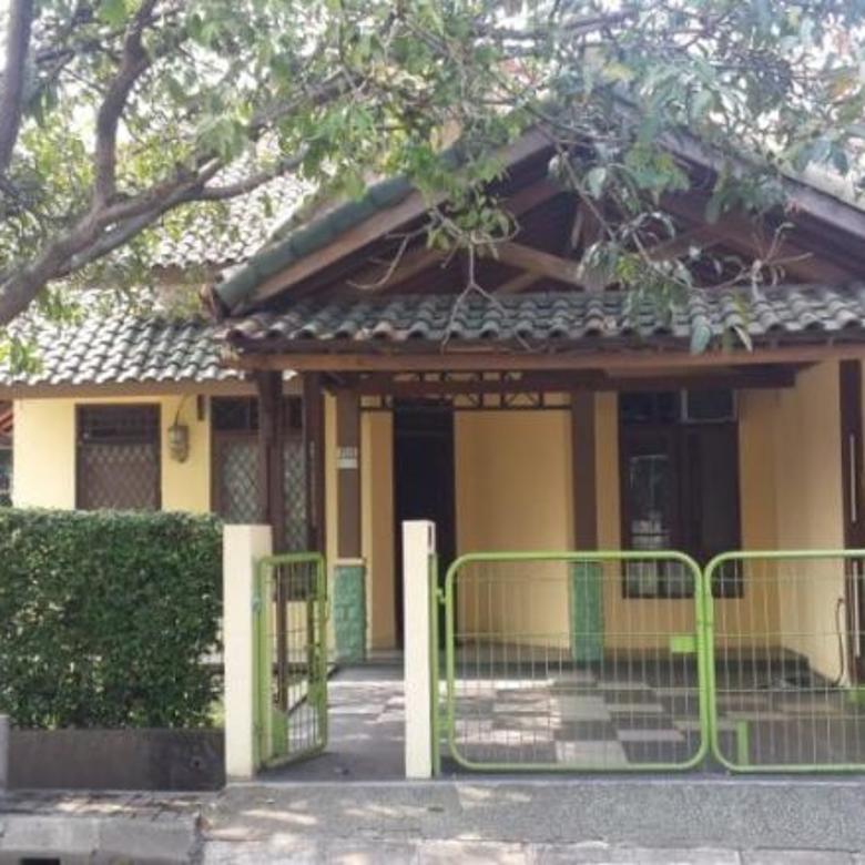 rumah hook anggrek loka graha raya bintaro