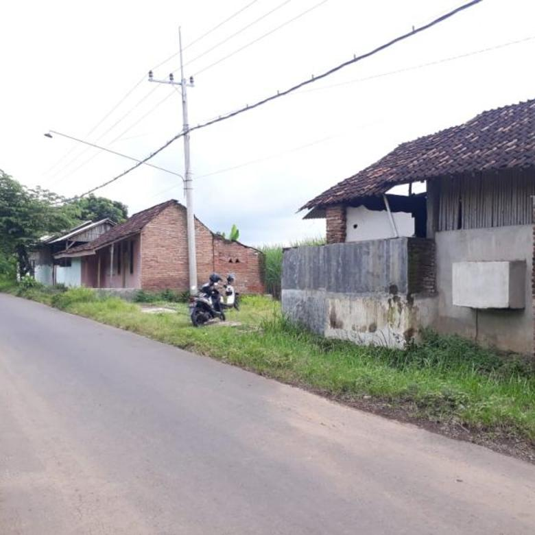 Dijual Tanah murah Strategis Tepi Jalan Kalipuro - Banyuwangi