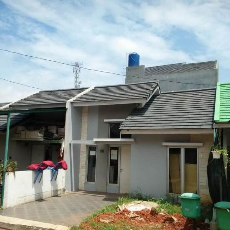 Rumah rapi renov dekat Sta Cisauk dan Pamod 2 BSD