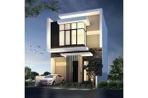 NEW GRESS HIGH QUALITY! Rumah 2 lantai Bukit Palma Citraland For Sale