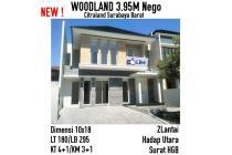 Rumah Woodland citraland surabaya baru nego
