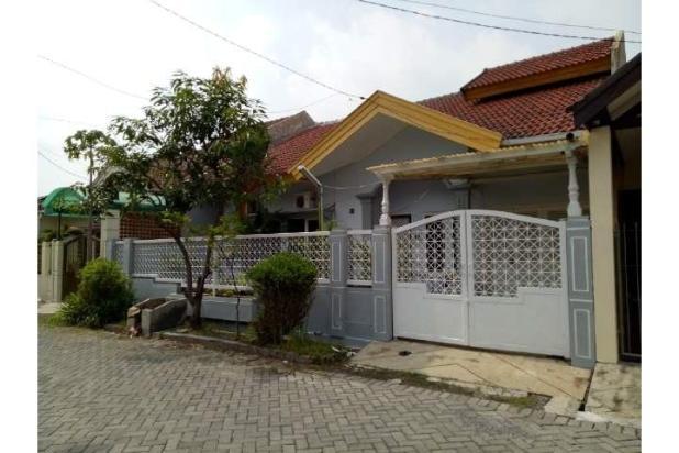 Rumah tengah kota wisma mukti lt180(12x15) / lb180,3kt+1,2km+1 shm 10486806