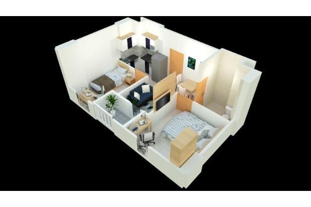 Rp927jt Apartemen Dijual