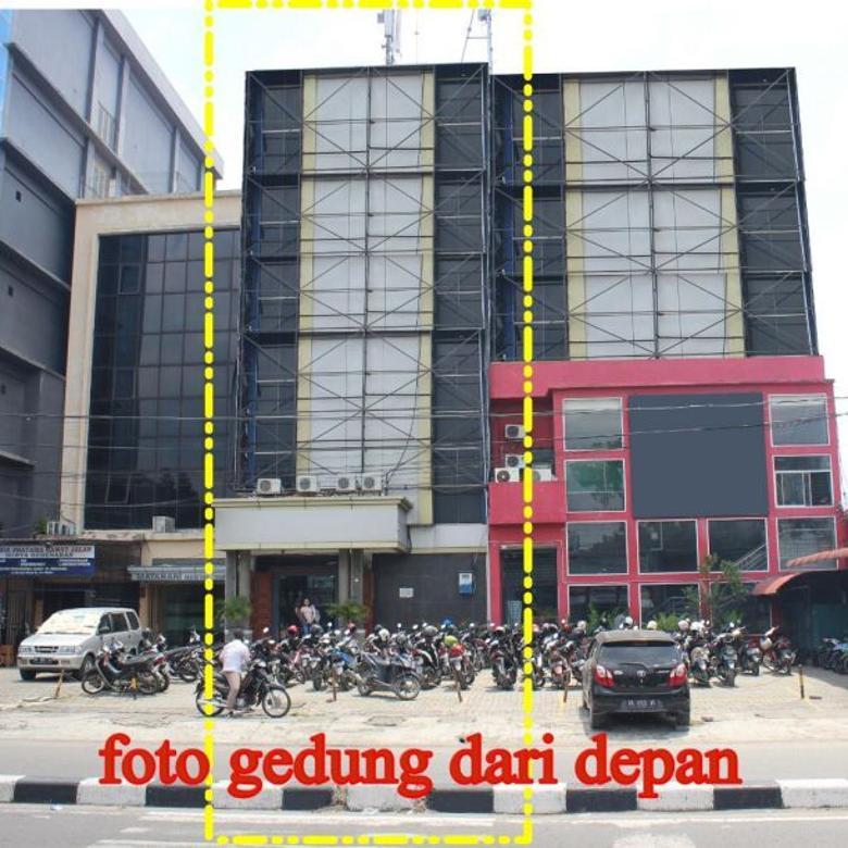 Ruko Gandeng di Jalan Iskandar Muda ( Depan Askrindo )