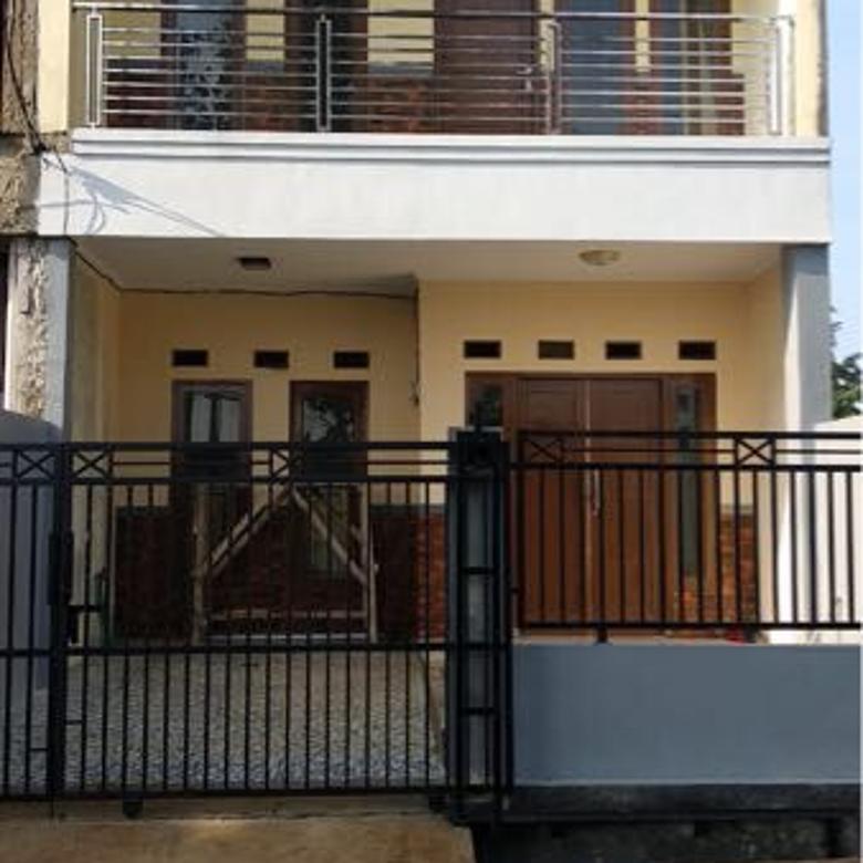 Rumah Baru, Murah, SHM/IMB, Pinggir Jalan, Parung
