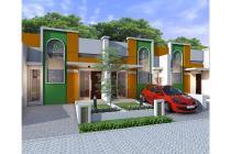 Rumah desain arab di Kalisuren 110jt