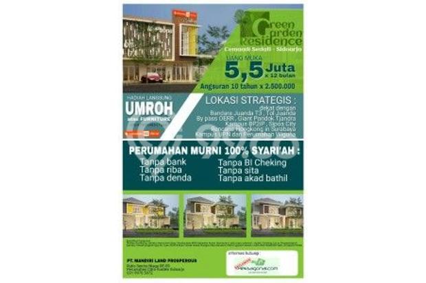 Green Garden Residence Cemandi* Sidoarjo hks4230 14371367