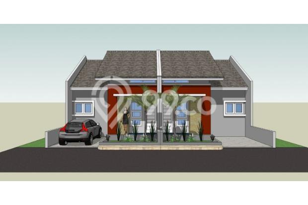 rumah cluster cisaranteun sangat strategis dengan design elegan 14416966