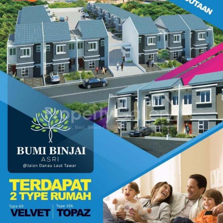Rumah Komplek Bumi Binjai Asri (Jalan Danau Laut Tawar) Medan