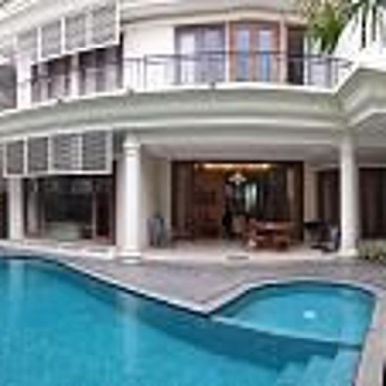 Rumah Mewah Private Pool Pondok Indah Basement Car Park Bagus