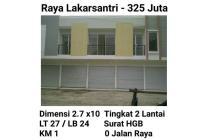 Ruko Raya Lakarsantri Surabaya Murah