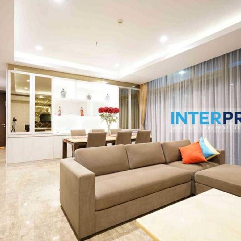 Apartemen Mewah The Windsor Puri Indah Private Lift Siap Huni