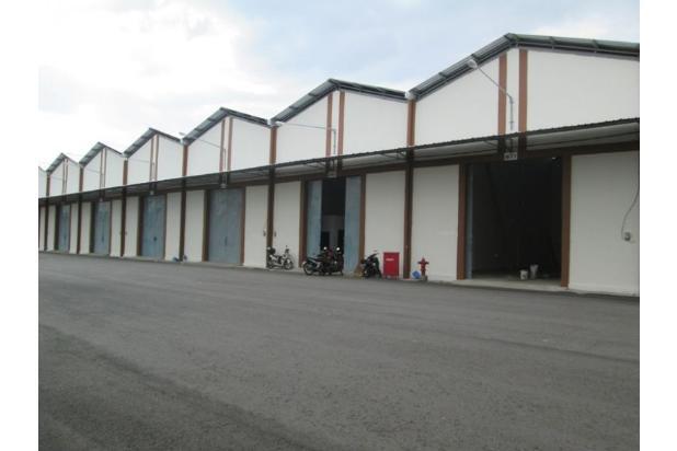gudang dijual di kompleks pergudangan dasan cermen