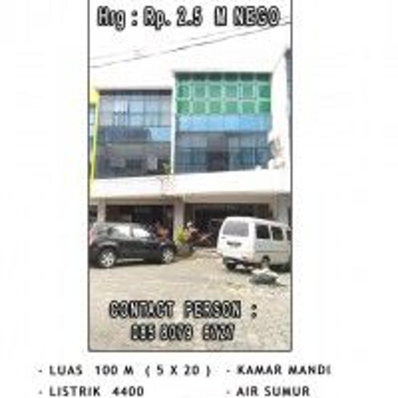 Ruko Dijual Bangkong Semarang Jawa Tengah hks4852