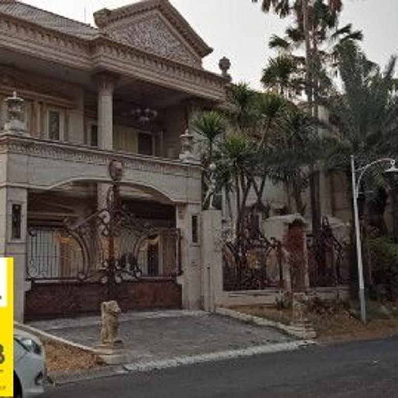 Dijual Rumah Strategis di Villa Sentra Raya Citraland Surabaya