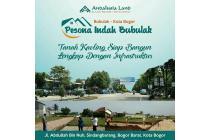 Tanah kavling strategis dikota Bogor