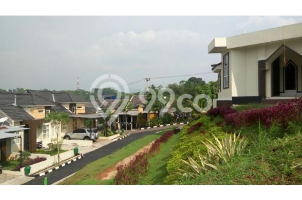 Rumah 2lantai DP Ringan Bisa dicicil Kristal Garden Cibinong Free KPR BPHTB 14418289
