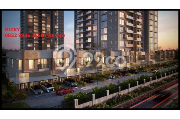 Townhouse Pondok Indah Residences Amala tower Limited Stock 15423319