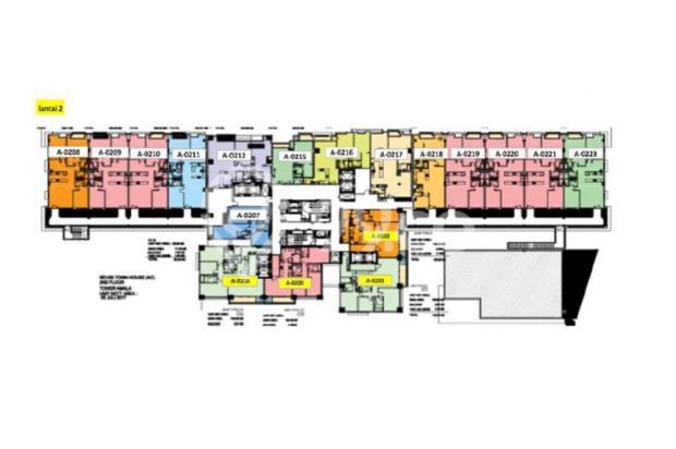 Townhouse Pondok Indah Residences Amala tower Limited Stock 15423323