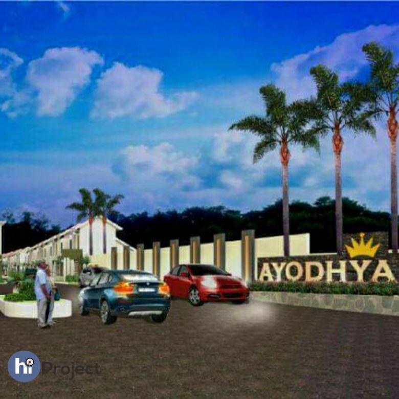 Perumahan Ayodhya Palace di Meninting Lombok barat R091
