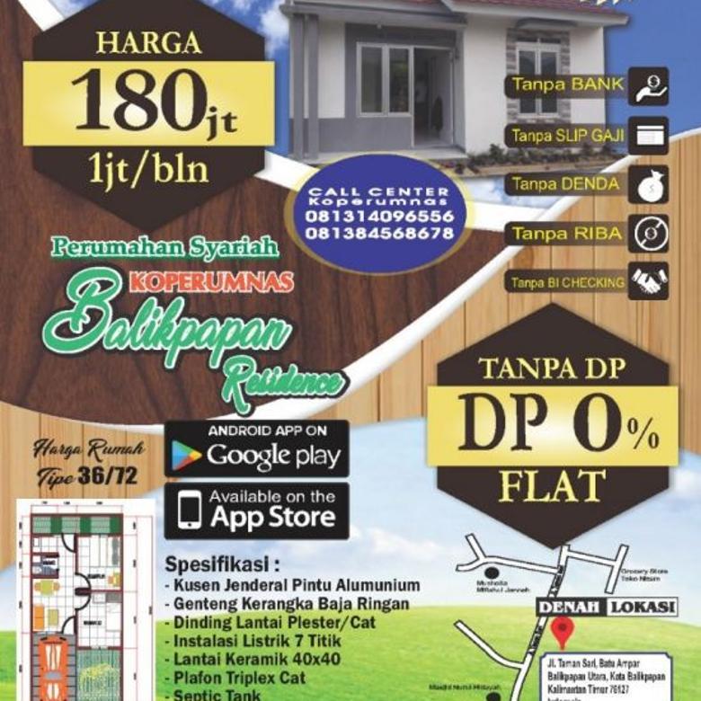 Balikpapan Residence - Rumah Desko 0%