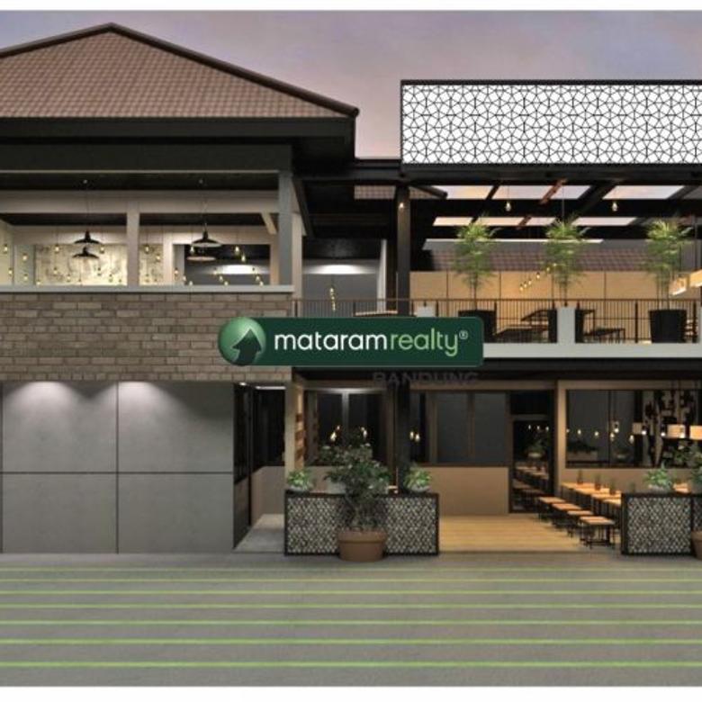 Cafe (baru) Siap Pakai, Lokasi Super Strategis