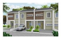 Rumah baru 2 lantai dekat Setra Duta