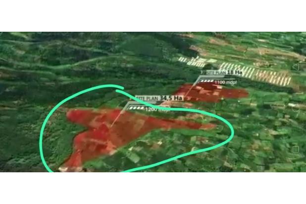 Rp262mily Tanah Dijual