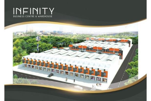 Dijual Gudang Infinity , Pasar Kemis 4692109