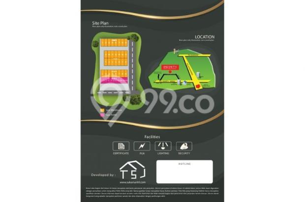 Dijual Gudang Infinity , Pasar Kemis 4692113