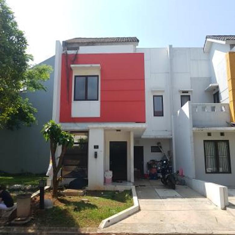 Rumah 2 Lantai di Palem Semi Cluster Madrid, Tangerang; 2+1 KT & 2 KM
