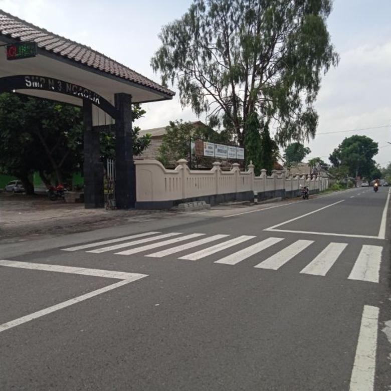Strategis Tanah Kav Jogja Jl.Pandanaran, Selatan UII Jakal
