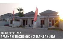 Perumahan Cluster Amanah Residence 2 di Gumpang, Kartasura